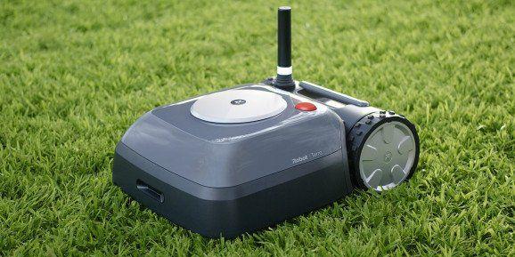 Irobot Terra Robot Mower Review Battery Powered Lawn Mower Lawn Mower Mower