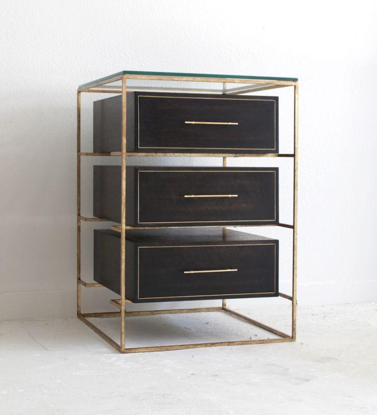 Storage. Floating Drawer Bedside Table. Shop It: Codor Design.