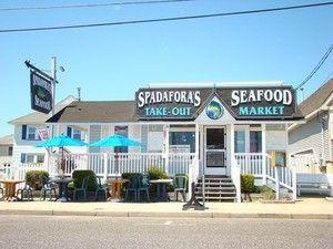 Spadafora S Seafood Restaurant Ocean City Nj New Jersey In 2018 Pinterest And
