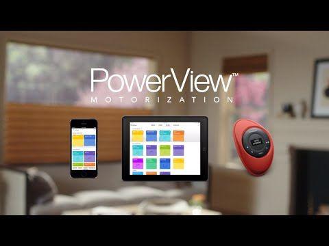 Motorized Blinds & Shades - PowerView® | Hunter Douglas