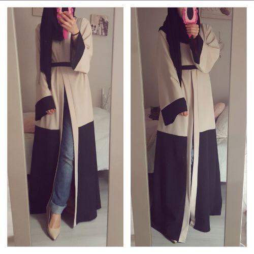 Abaya Kimono TWO COLOR