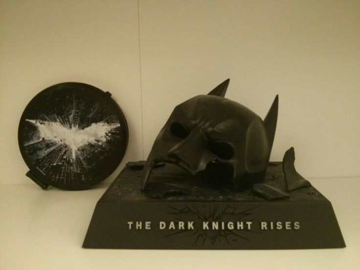 The Dark Knight Rises - Mask Edition