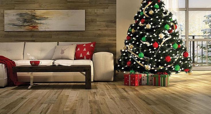 Wishing everyone the happiest of holiday celebrations! We have some holiday closures so that we can celebrate with our families. We are open tomorrow (Dec.22) from 9:00am-12:00pm and then we are closed until the 27th! [Featured: @lauzonflooring ]