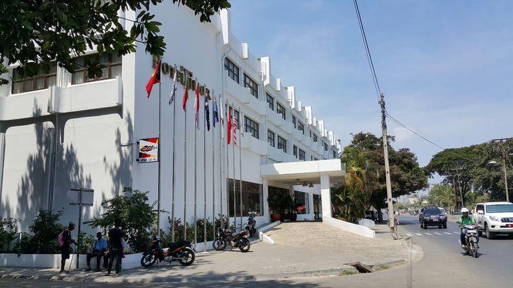 Hotel Timor Dili di Díli, Distrito Díli