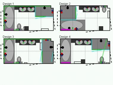 Small Bathroom Designs Layouts 57 best bathroom ideas images on pinterest   home, bathroom ideas