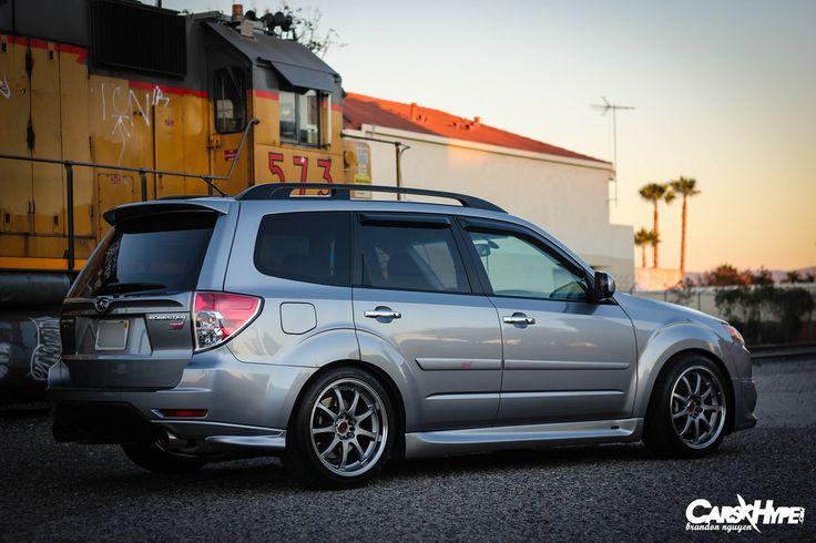 Subaru Forester STI Build