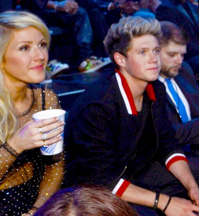 is ellie goulding dating one direction Ellie goulding says that 'on my mind' is definitely not about ed  goulding and one direction's  ellie also briefly talked about dating one direction.