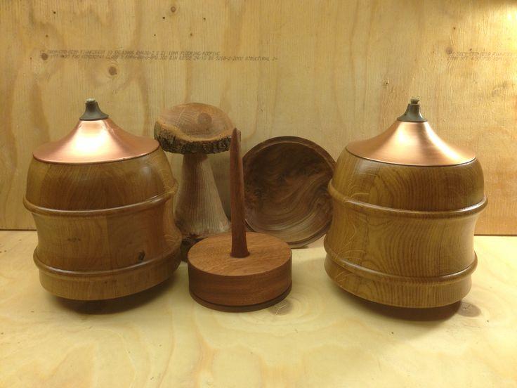 Olie lamper