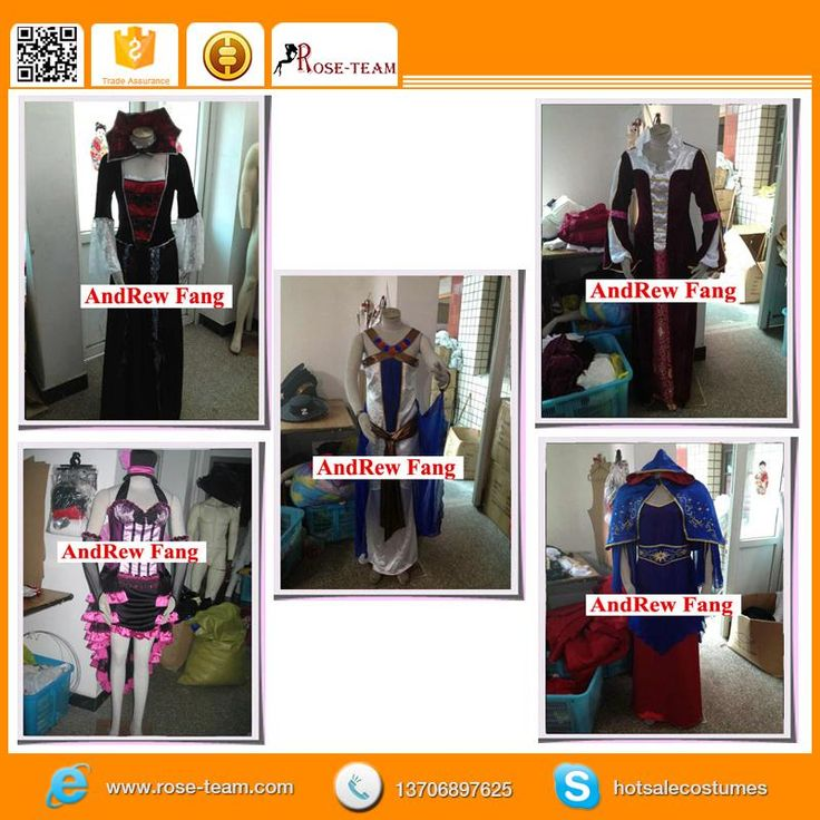 """2014 newest halloween costumes, cosplay halloween costumes bulk, 80s costume"""