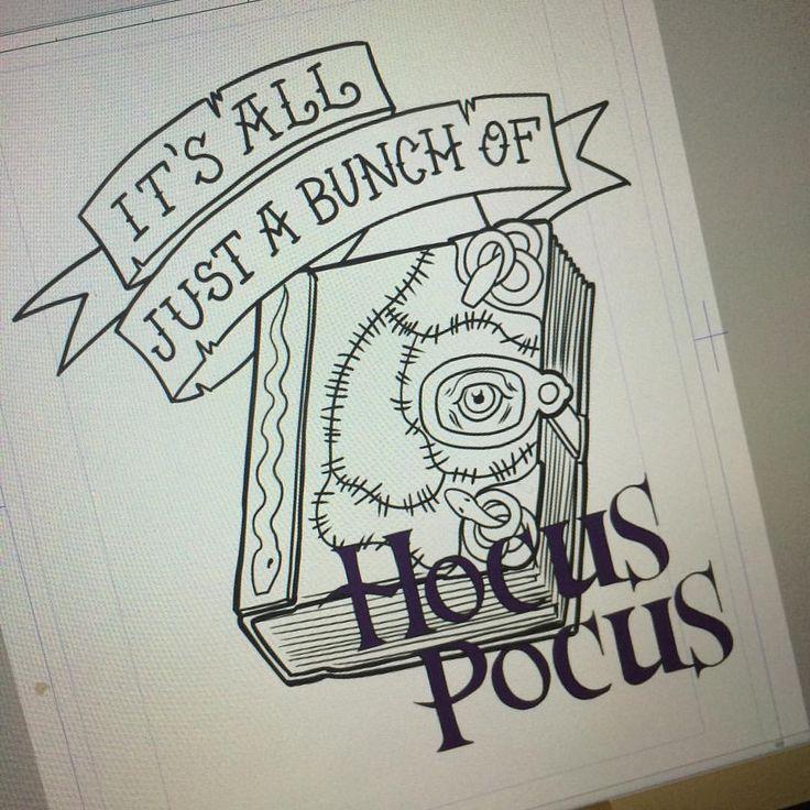 hocus pocus tattoo sleeve - Google Search