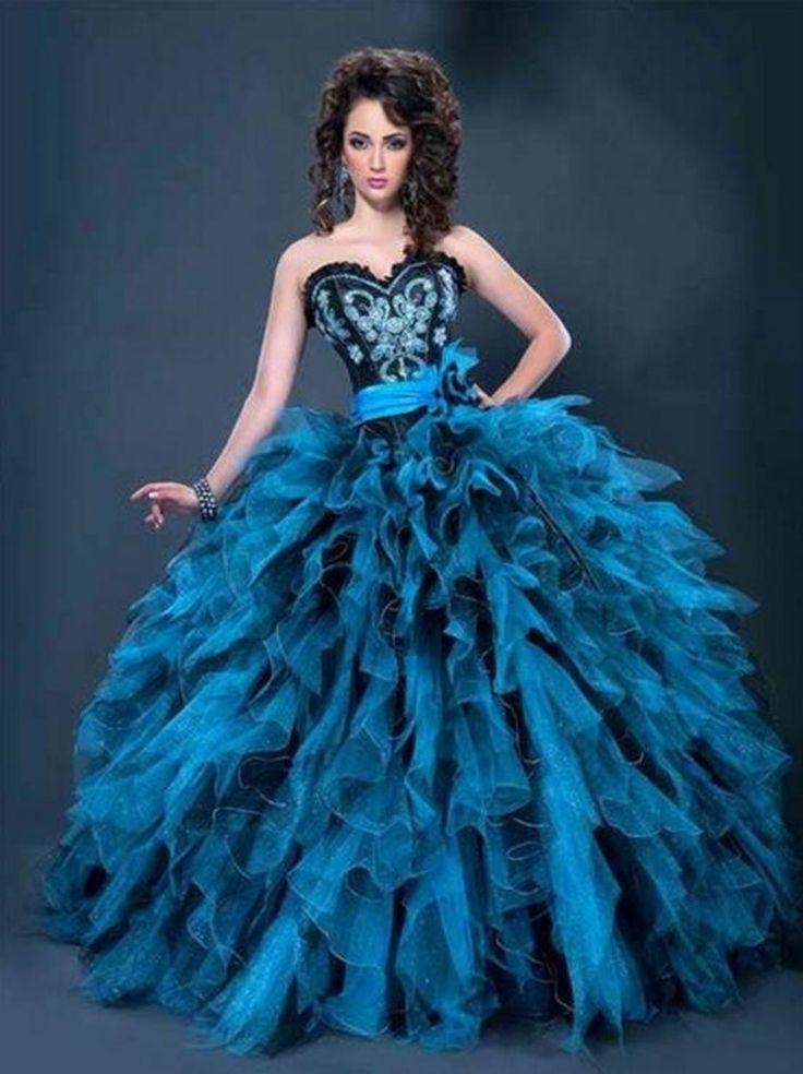 Fabulous  best quinceanera dresses images on Pinterest Sweet dresses Quinceanera dresses and years