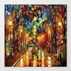zelda light Canvas Print