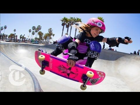 ▶ Gnarly in Pink | Op-Docs | The New York Times