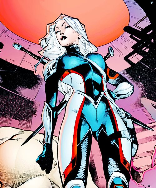 ROSE WILSON > http://comicvine.gamespot.com/images/1300-4632059
