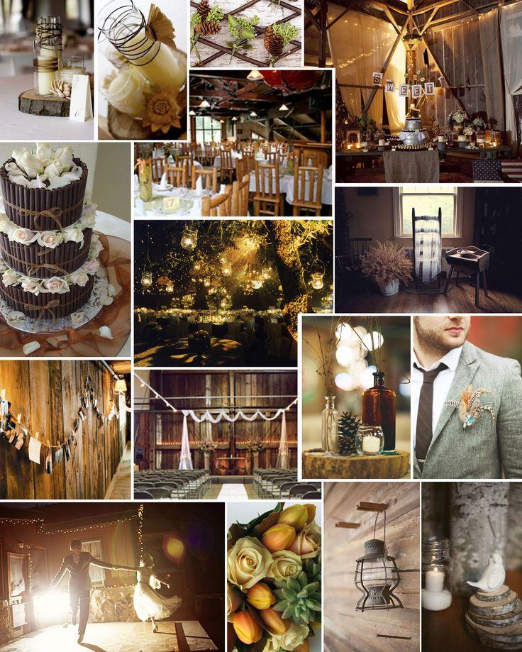 Rustic Fall Wedding Ideas: Pin By Leah Washburn On Fall Wedding Ideas