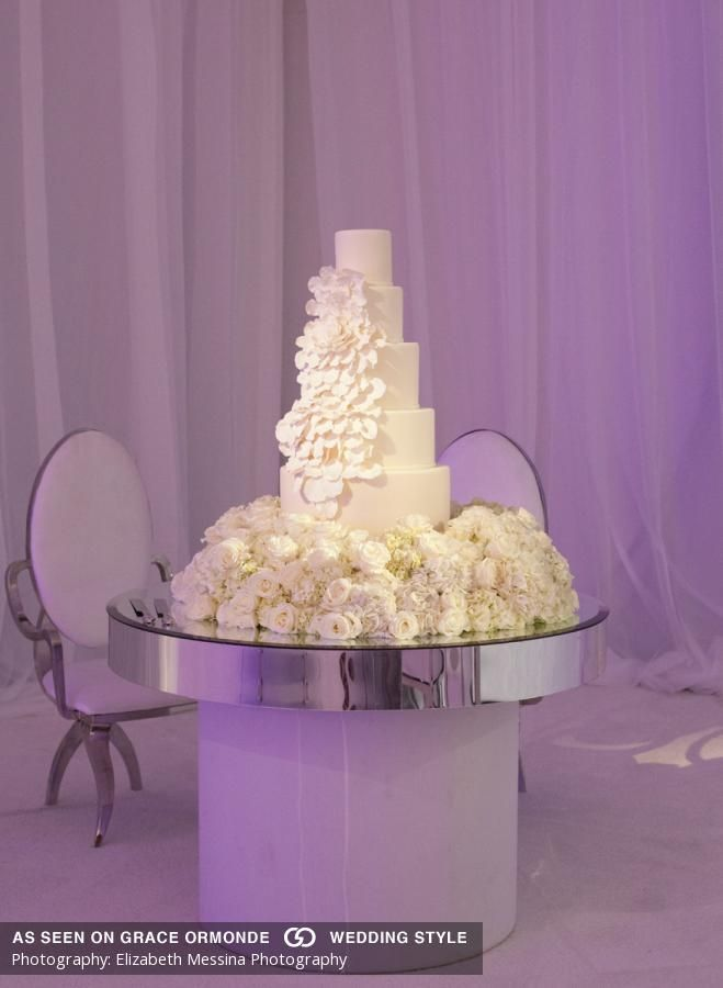wedding cakes in lagunbeach ca%0A Dreamy and Romantic Wedding in Coachella  California       Wedding of the  Year