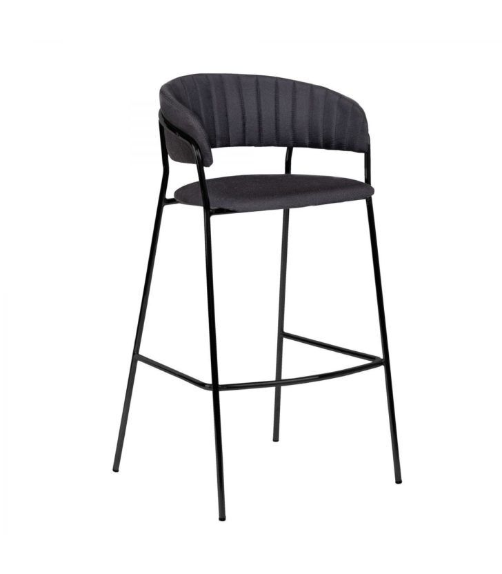 Interior Design Chaise De Bar Chaise Bar Grise Et Noir Bar Stools Home Decor Home