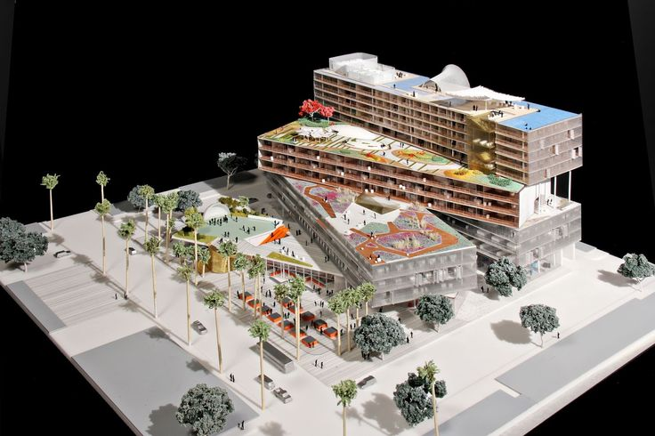 OMA+.+downtown+mixed-use+development+project+.+santa+monica.jpg (1600×1066)