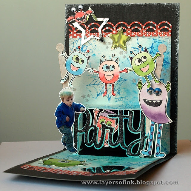 Anna-Karin! Wow! Sizzix: Die Cutting Inspiration and Tips