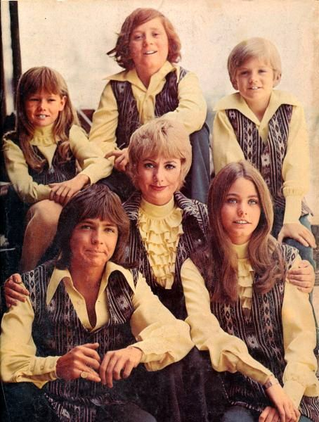 """""""I Think I Love You"""" - The Partridge Family Hot 100 Peak: No. 1 for three weeks (1970) 