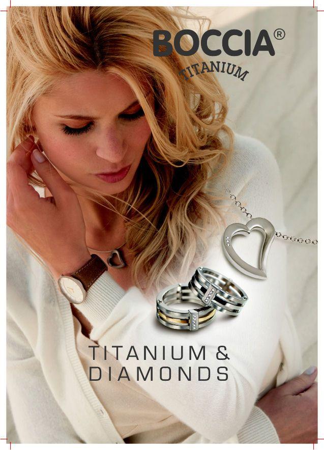 Boccia titanium ringen