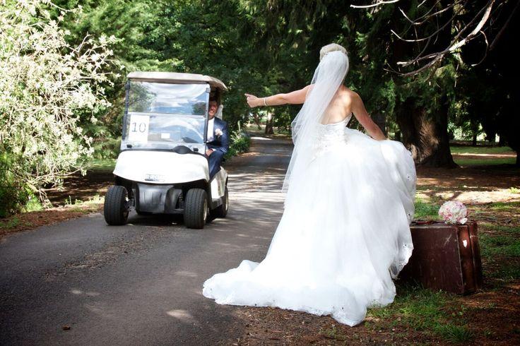 Wedding of Natalie and Gavin at Duntryleague Orange NSW - 31 January 2015