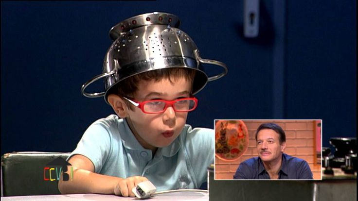 Détecteur de mensonges des enfants : Evan #CCVB