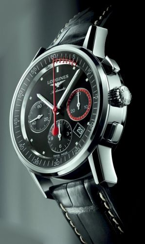 Longines Column-Wheel Chronograph Record