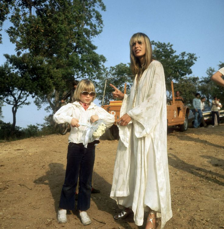 Circa 1970 | Anita pallenberg
