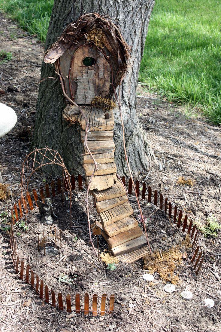 Fairy Garden  Home is where the fairy is!