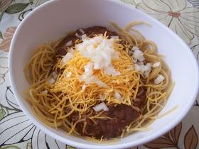 Veggie by Season: Vegetarian Cincinnati Chili 4-Way