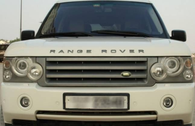 Used Land Rover Range Rover 2007 in SUV on UAE - Arabs Classifieds   Best free Classifieds Website for cars, jobs, real estate, Furniture, Services