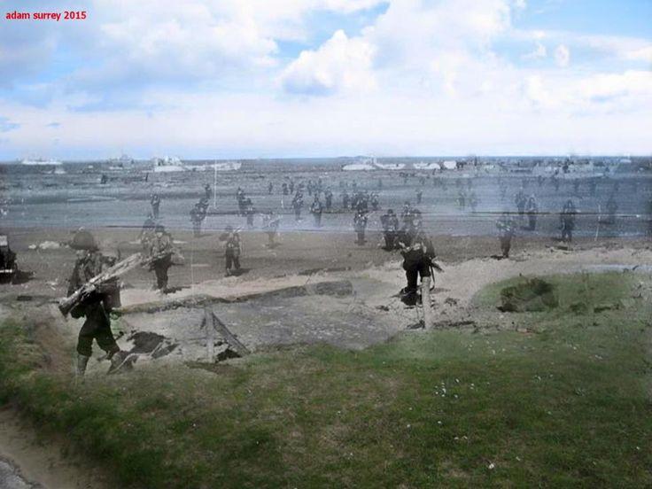 d-day 1944 utah beach & us airborne landings