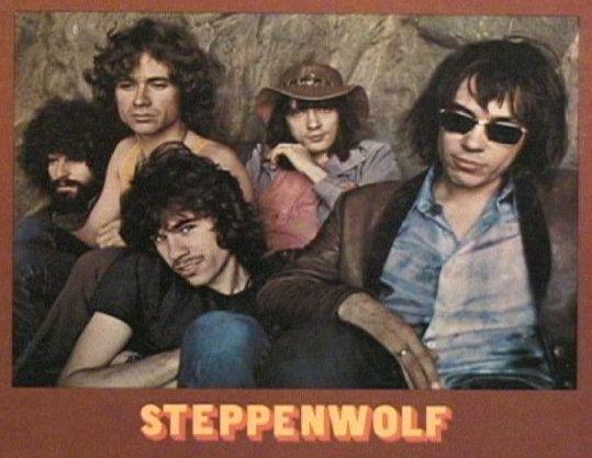 Steppenwolf | Billboard hot 100, Rock groups and Drummers Steppenwolf
