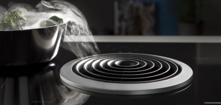Koken zonder afzuigkap? Moeilijk voor te stellen, maar het kan met de BORA Basic kookveldafzuiging. Een afzuigsysteem in uw kookplaat. Schoner , efficiënter en nog mooier ook! http://bit.ly/BORAbasic