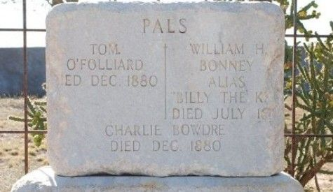 "Billy the Kid's tombstone bore the name William Bonney, as well as his better known, colloquial name ""Billy the Kid,"" but the famous American frontier outlaw was actually born with the name William Henry McCarty, Jr. However, of all those names, American history will only really recognize Billy the Kid, who was a notoriously deadly shot before he even hit his twenties."