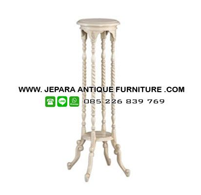 Furniture duco tempat vas bunga