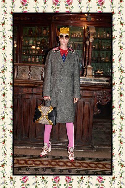 Gucci Autumn/Winter 2017 Pre-Fall Collection | British Vogue