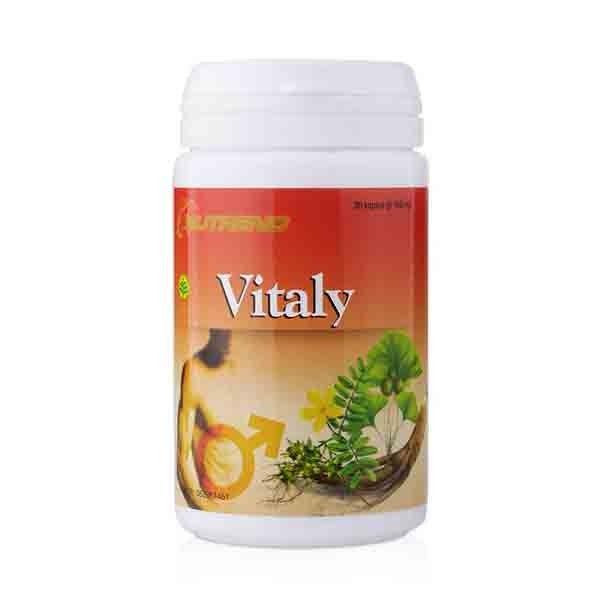 Nutrend Vitaly - ber Khasiat membantu Stamina & Vitalitas Pria. Membangkitkan gairah seksual / libido. Di jual kapsul  Nutrend Vitaly Kapsul adalah produk yang diformulasikan khusus dari ekstrak alami yang membantu menjaga kebugaran, stamina dan vitalitas tubuh   http://rumahjamu.com/nutrend-international/149-jual-nutrend-vitaly-ber-khasiat-membantu-stamina-vitalitas-pria-membangkitkan-gairah-seksual-libido-di-jual-kapsul.html  #nutrend #vitaly #suplemenpria