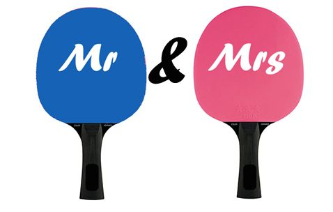 Gifts >> Mr and Mrs paddle questions | Hen gifts | Pinterest