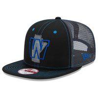 Winnipeg Blue Bombers CFL Player Inspired 9FIFTY Cap: The Player Inspired 9FIFTY® CFL Cap… #IceHockeyStore #IceHockeyShop #IceHockeyJerseys