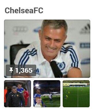 BOARD: ChelseaFC, by Ken Pooter / @kenpooter