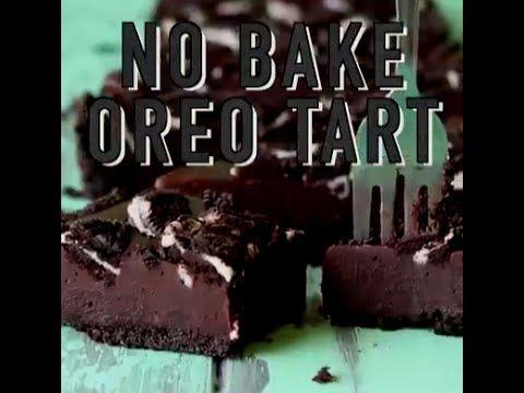 Cea mai bună tartă fără coacere cu ciocolată și biscuiți Oreo - VIDEO - Casă şi familie > Acasa - Eva.ro