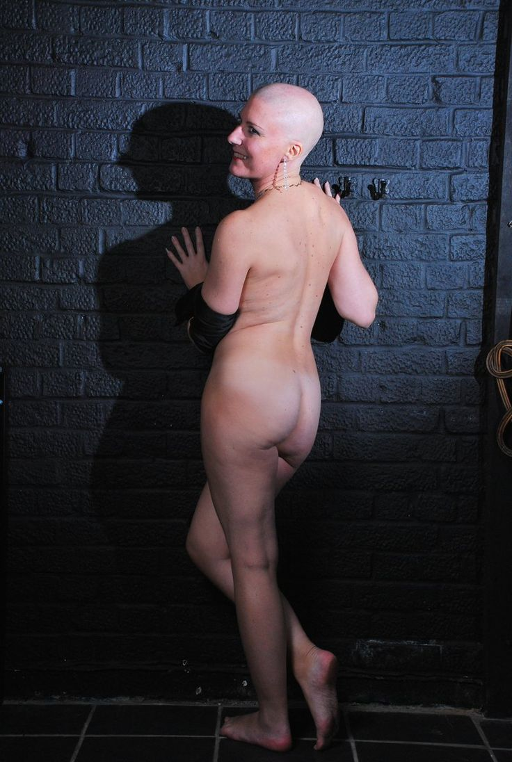 Naked women beautiful shaved