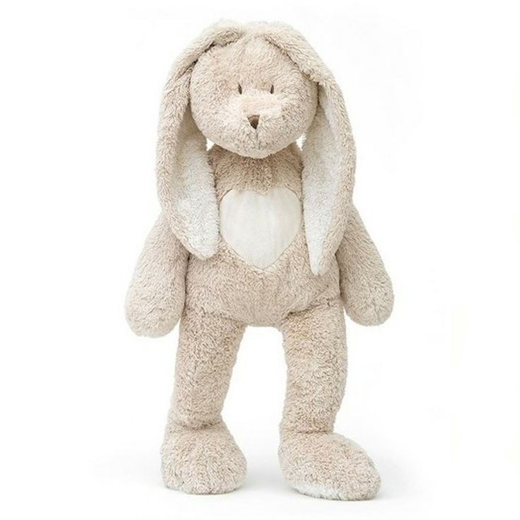 Big soft rabbit with big heart.