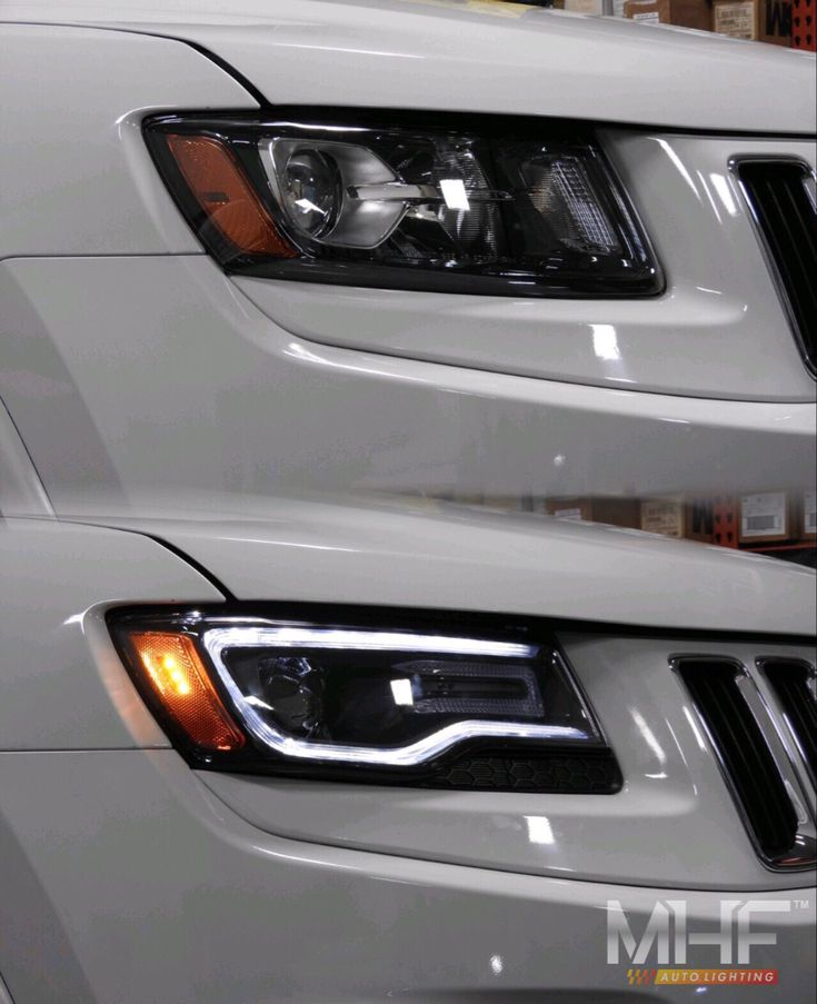 2014 Jeep Cherokee Headlight Bulb Replacement : cherokee, headlight, replacement, 2014-2021, Grand, Cherokee, Bi-Xenon, Headlamps, Jeep,, Cherokee,