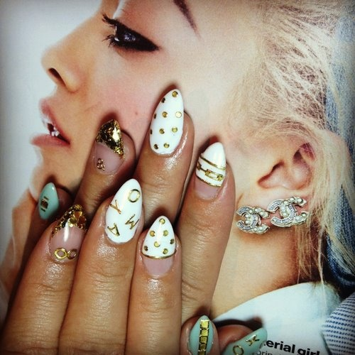 Beyond A Manicure The Best Nail Art Salons To Try In Nyc: 53 Best Images About Nail Art On Pinterest