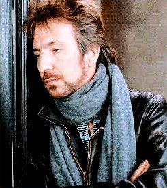 1989 - January Man ... Alan Rickman as Ed.