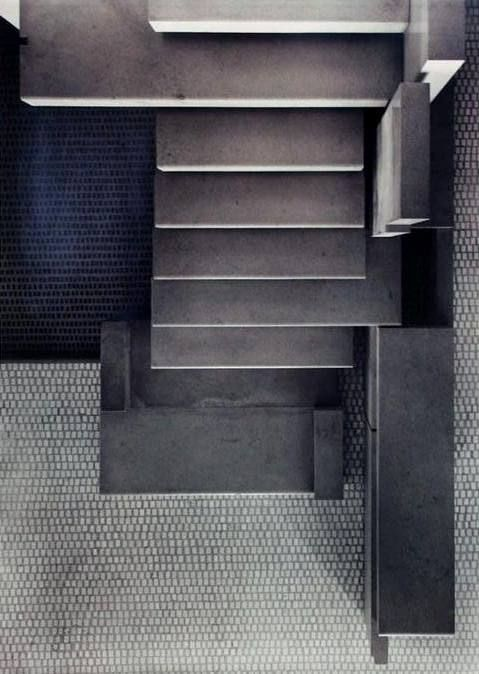 Carlo Scarpa | Olivetti Showroom #stylepark #staircases