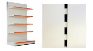 How to assemble wall shelving  Experts in shop fitting & shop shelving | shelving4shops